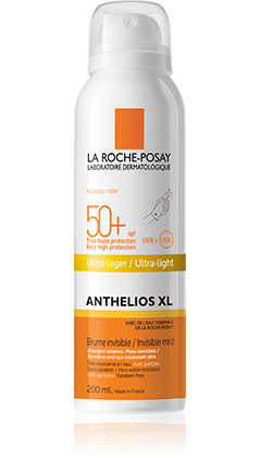 ANTHELIOS XLSPF 50+ BRUMA INVISIBLE ULTRA Lleugera